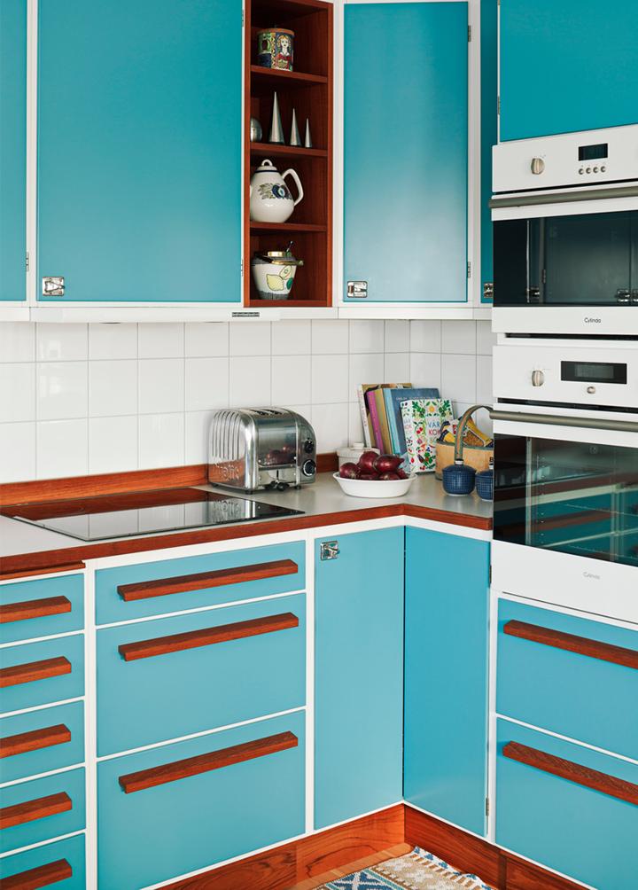 cute retro kitchen Cute Retro Kitchen – 79 ideas