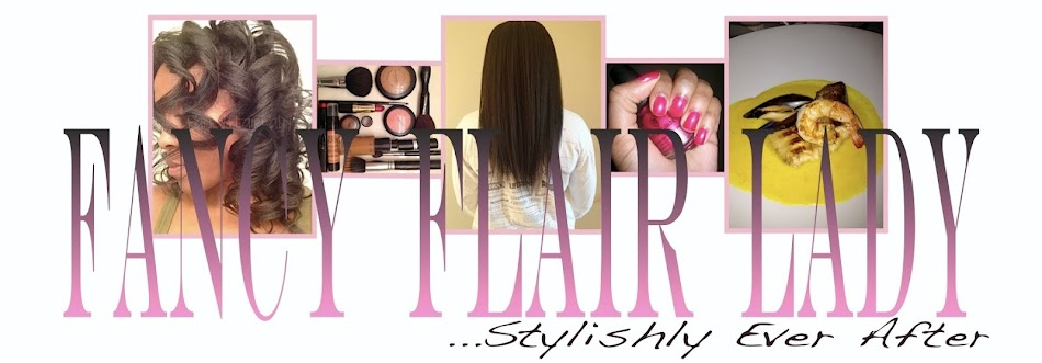 Fancy Flair Lady | Stylishly Ever After