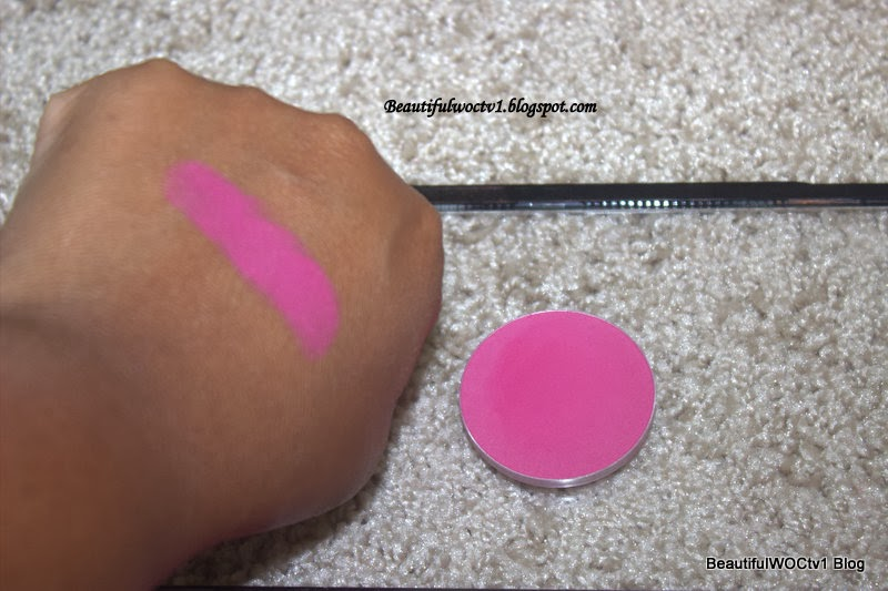 Mac Rhubarb Blush Mac rhubarb blush