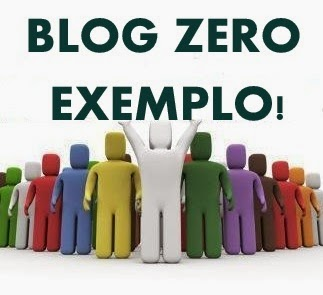 Blog Zero Exemplo