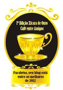 Prêmio Melhores do Ano de 2012 - Obrigada !!