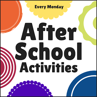 After school activities for kids featured at the educators spin on it
