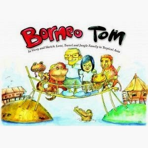 Book Review: Borneo Tom by Tom McLaughlin