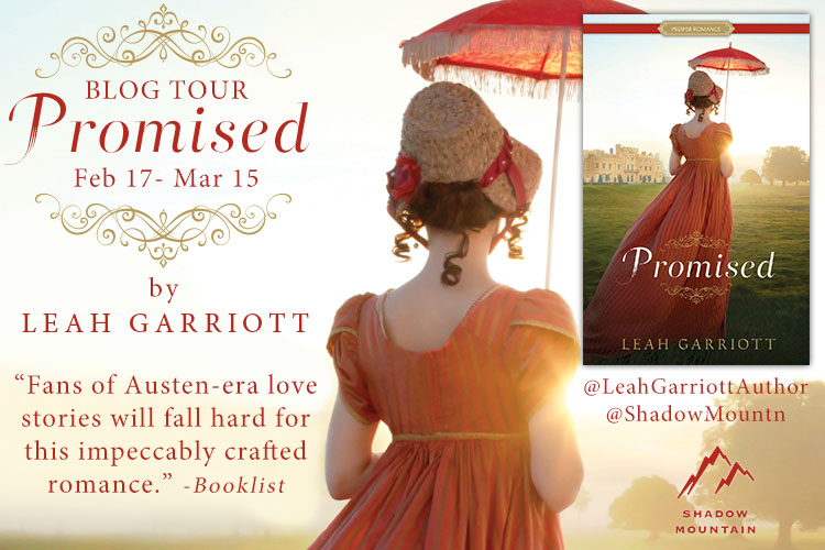 Promised Blog Tour