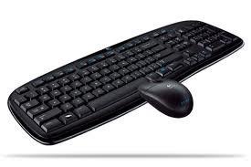 Keyboard Logitech EX100