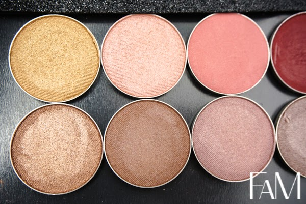 Makeup Geek Cosmetics Eyeshadow and Pigment Review and Swatches, makeupgeek, makeupgeektv, futilitiesandmore, futilitiesmore, beauty blog, makeupgeekcosmetics, z palette, diy z palette,