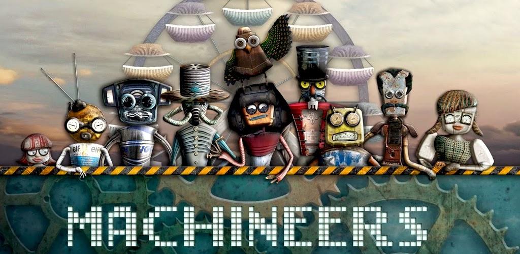 Machineers v1.0 APK