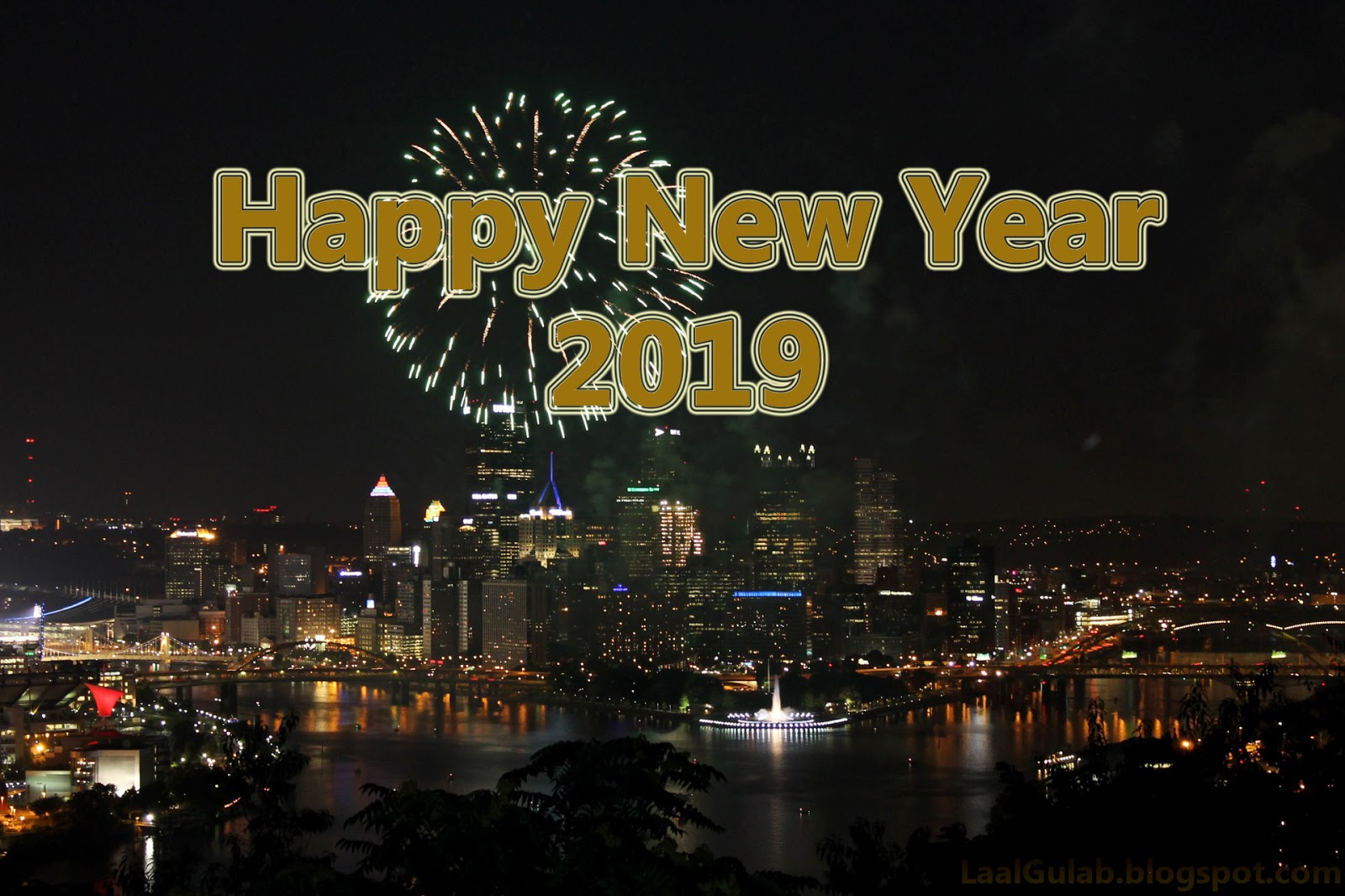 Happy New Year 2019 Wallpapers Hd Images 2019 Happy New Year 2019