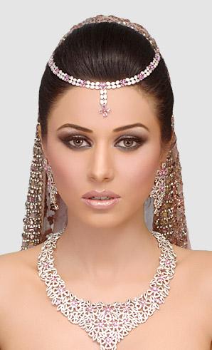 allenora makeup for wedding modern look