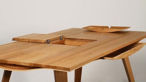 Noga Working Desk by Branca Lisboa