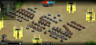 Thuộc dòng game chiến thuật, Cửu Phạt Trung Nguyên khiến game thủ thích thú trong sự bất ngờ nhờ vào khả năng tập trung cho chiến thuật đậm nét của mình