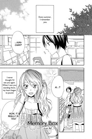Memory Box Manga