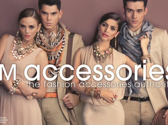 SM Accessories' Blush Collection and Country Glam Collection