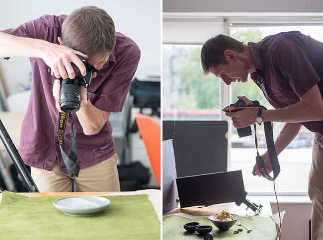 My Food Photography Course with William Reavell