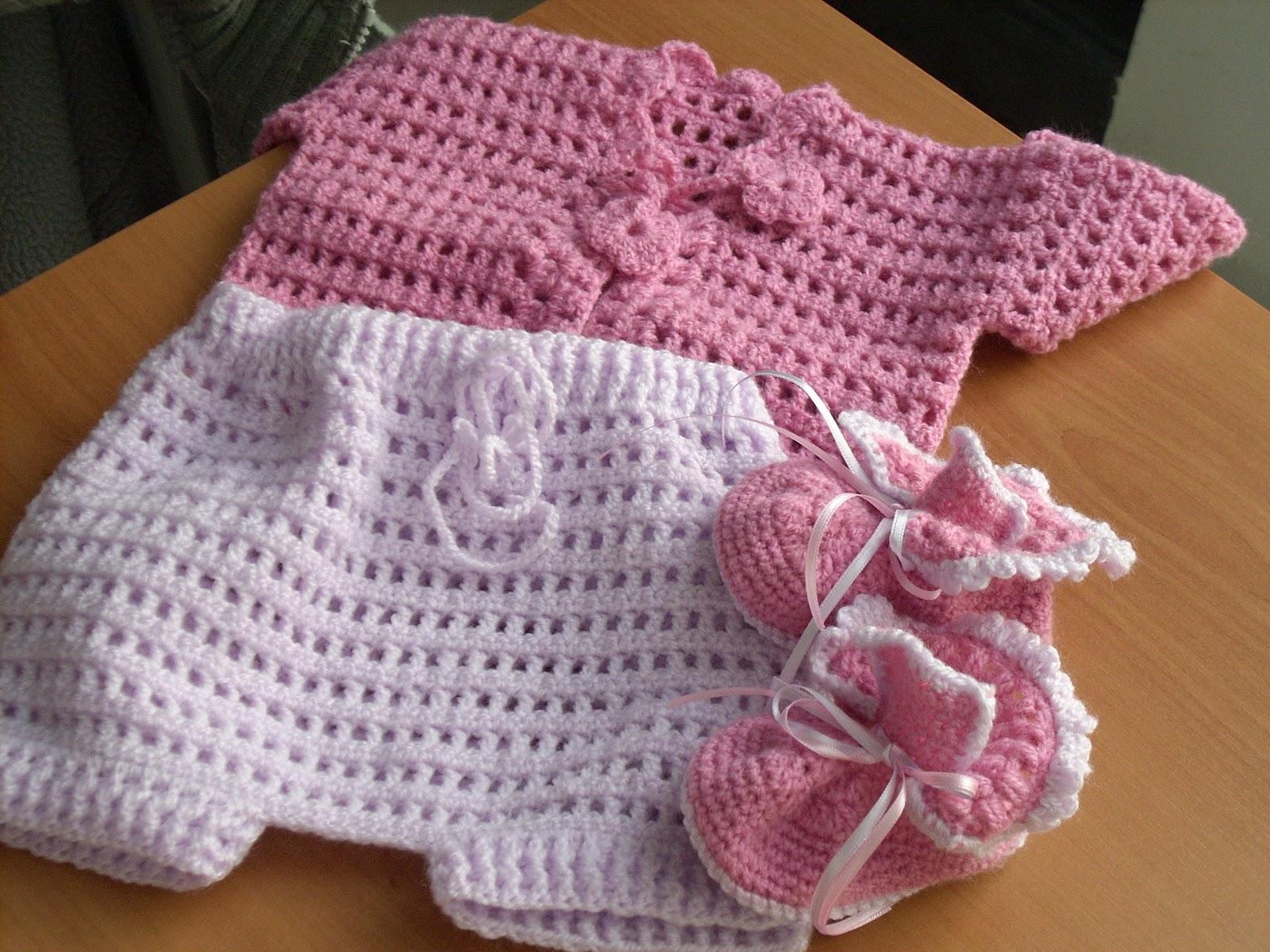 Encantador Crochet Patrón De Capullo Bebé Motivo - Manta de Tejer ...