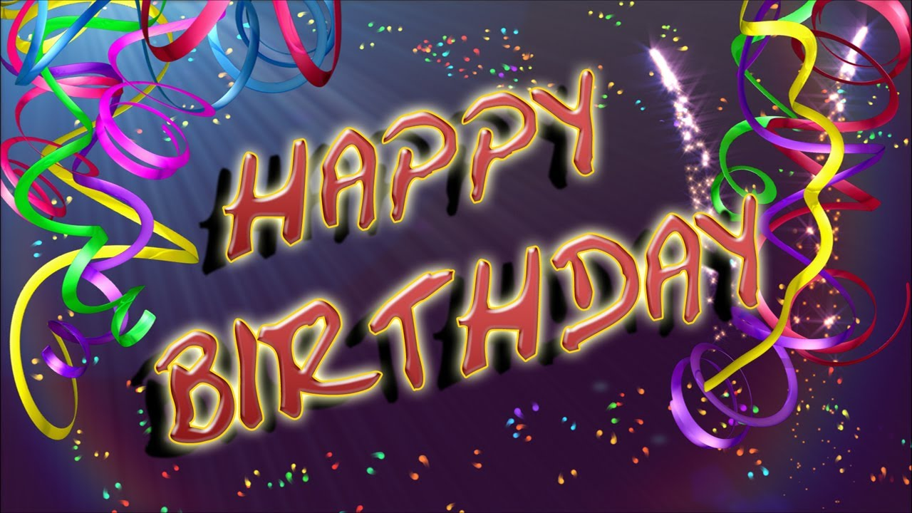 Free Happy Birthday Stock Photos HD