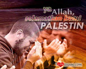 Ya Allah, Save Palestine