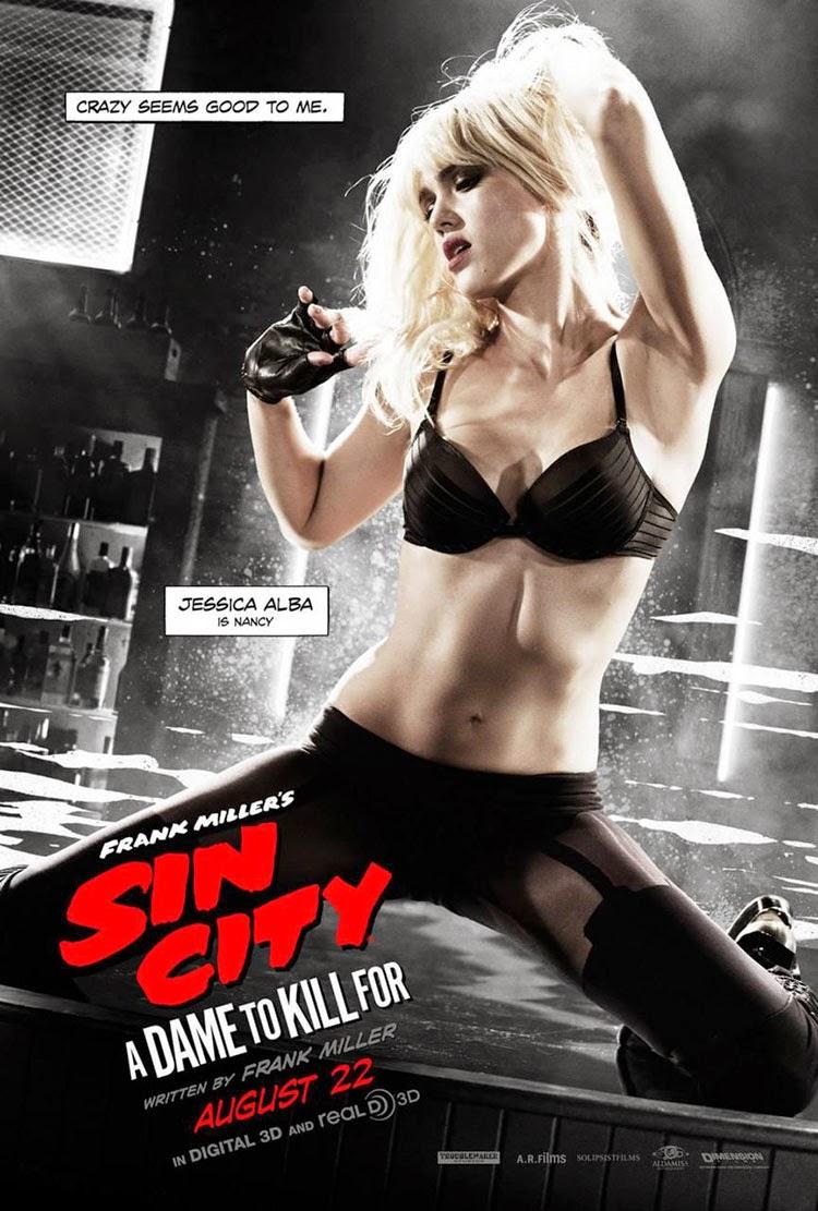 Sin City: Una dama por la que matar (2014) [Latino]