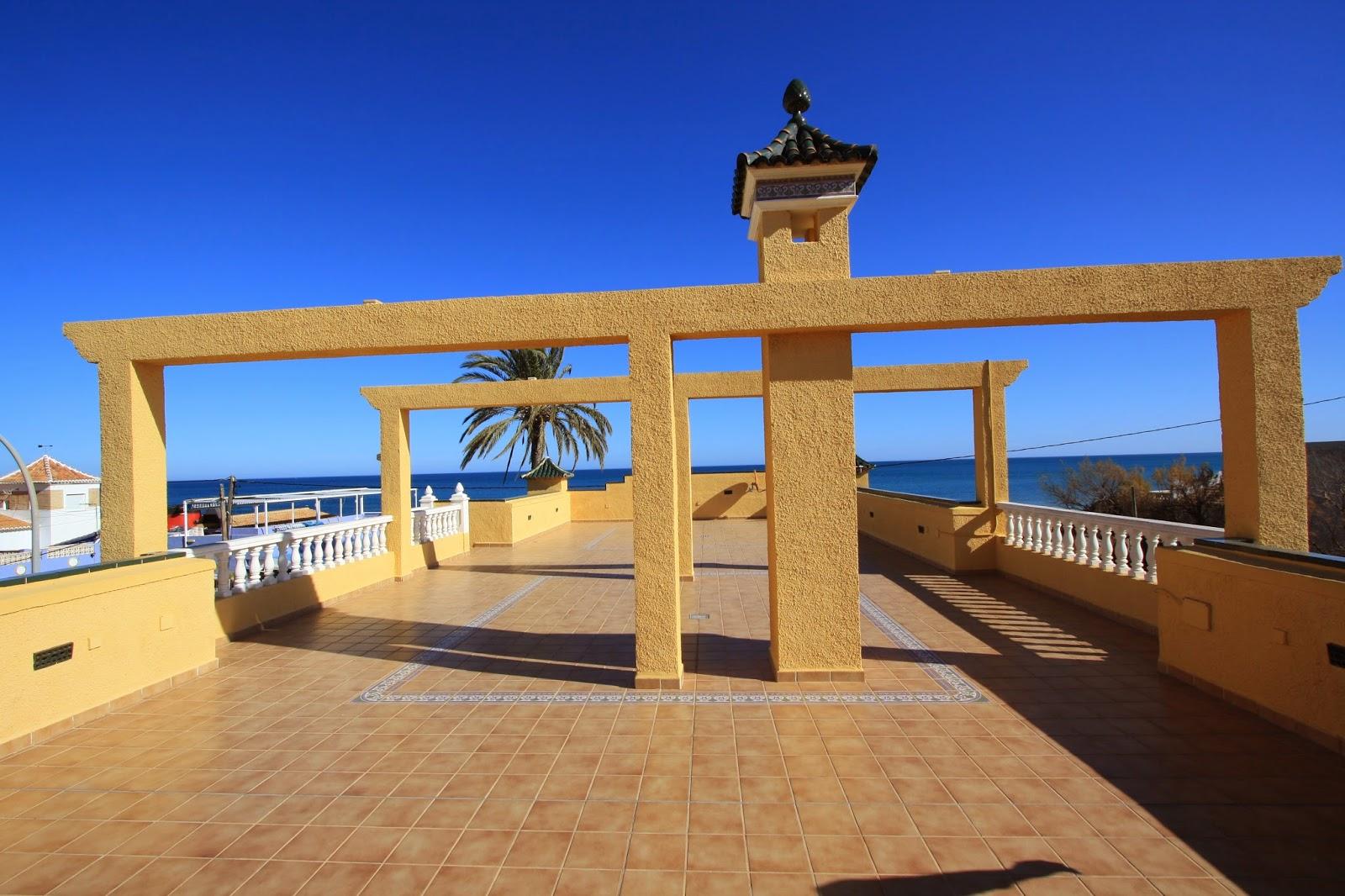 chalet de lujo en denia primera linea de la playa