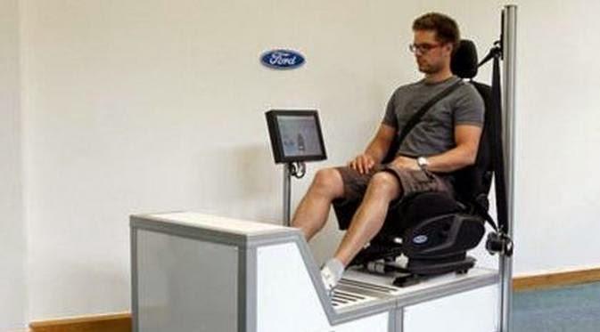 Jok Kendaraan Beroda Empat Ini Bisa Deteksi Serangan Jantung