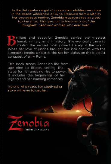 Zenobia Birth of a Legend