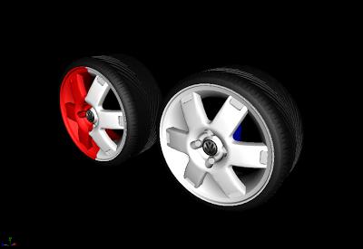 Ekipe Gta Cars 176 ★ Zm Roda Vw Quot Vermelha E Branca Vem Junto Quot