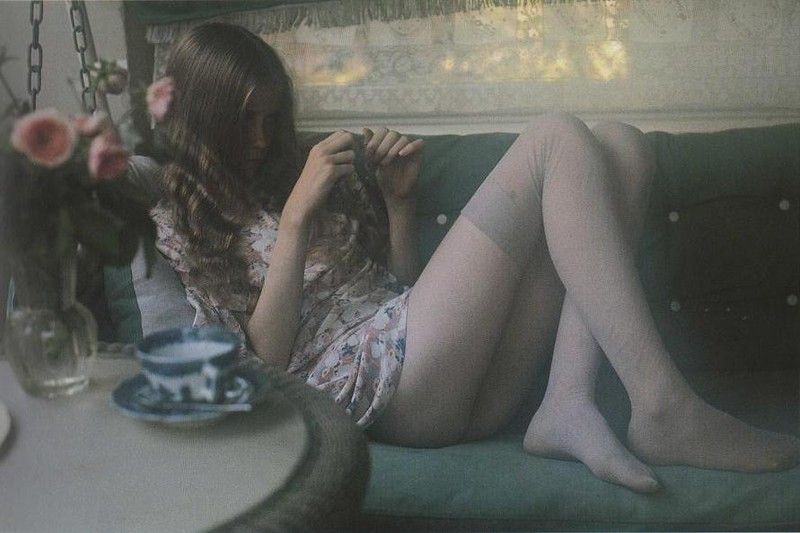 David Hamilton Photographs of Models http://do-wild-thing.blogspot.com/2012/08/blog-post.html