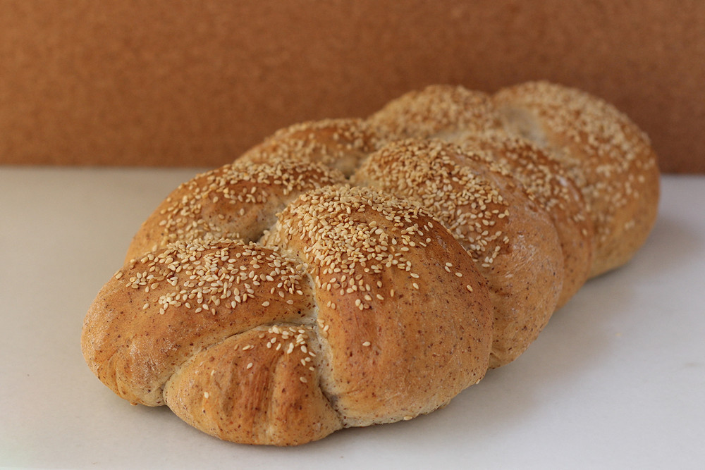 how to add chia seeds to bread dough