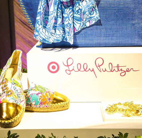 #LillyForTarget, Lilly Pulitzer For Target Expadrilles