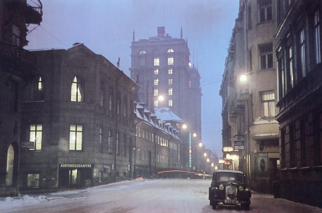 Szwecja 1946