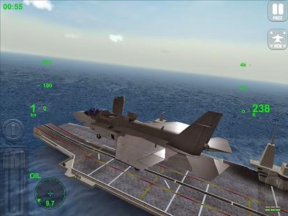 F18 Carrier Landing II Pro 1.0 Apk