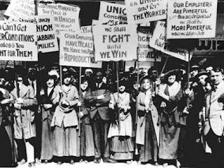 19th century labor protest