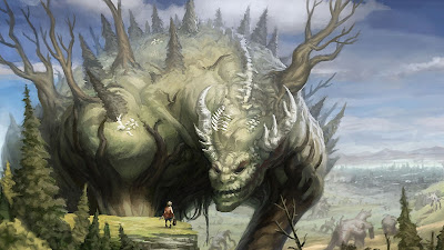 giant-of-the-earth-fantasy-animal-wallpaper