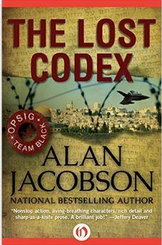 The Lost Codex  cover