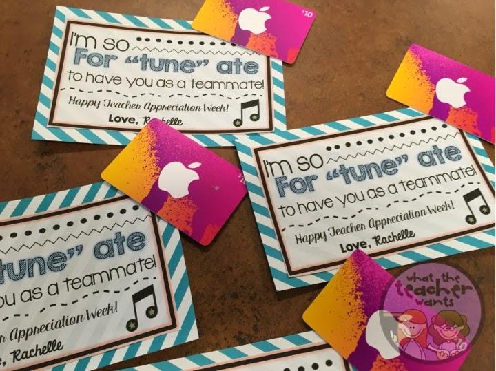 Classroom Volunteer Ideas ~ What the teacher wants parent volunteer gift ideas