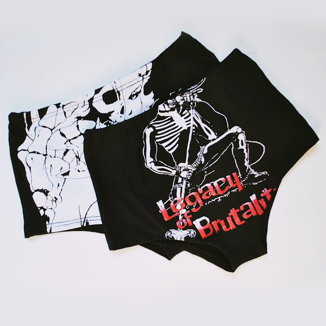 Misfit T-Shirt Shorts