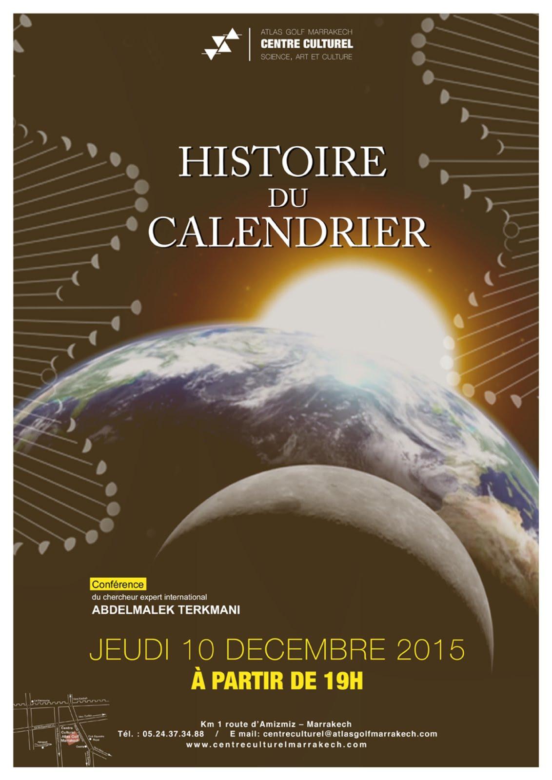 astronomie marrakech histoire du calendrier. Black Bedroom Furniture Sets. Home Design Ideas