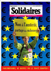 Non à l'austérité ! Non au TSCG !