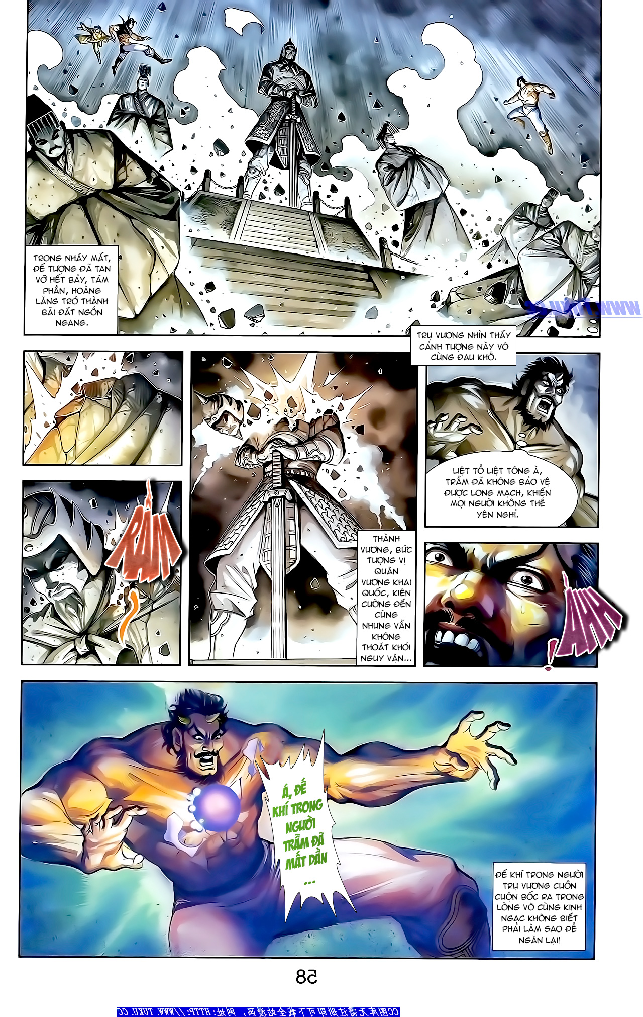 Cơ Phát Khai Chu bản Chap 163 - Trang 5