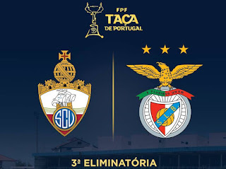 Imagem Taça de Portugal - Vianense vs Benfica