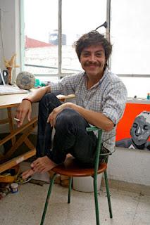 Artistas de la Ciudad de México: Juan Caloca