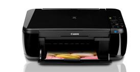 Error Printing Canon MP495
