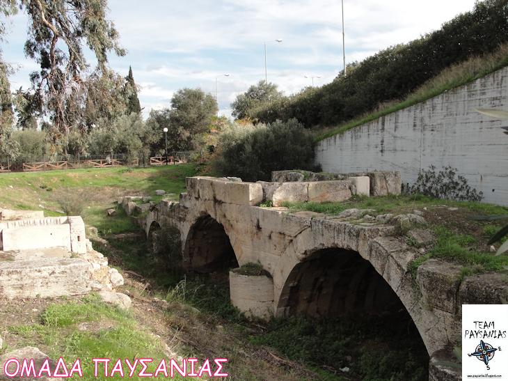 Ρωμαϊκή Γέφυρα Ελευσίνας