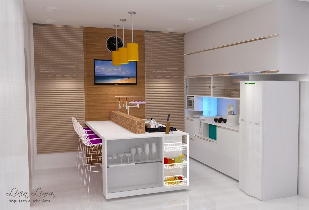 #107DBB Sala da Arquiteta: Mobiliário de cozinha 1215x827 px Cozinha Mobiliário_1031 Imagens