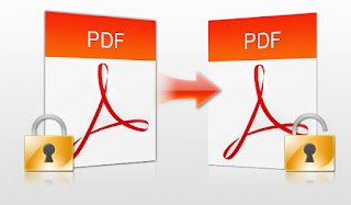How to remove PDF Password