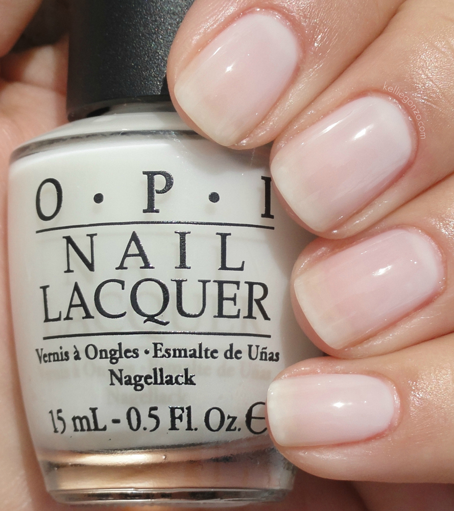 OPI - Don't Touch My Tutu!