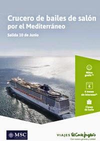 Catálogo Crucero Mediterráneo