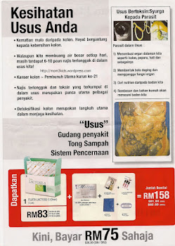 ELKEN PRODUCTS (Click Picture for the video) - Produk Kesihatan