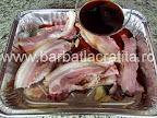 Iepure la cuptor cu legume preparare reteta - turnam vinul