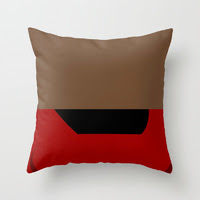 Nyota Uhura Star Trek The Original Series Pillow